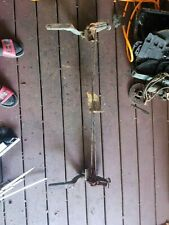 1964 Ford Galaxie 500 Deck Lid Trunk Hinge & Torsion Bars
