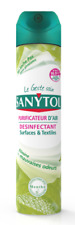 SANYTOL Désinfectant PURIFICATEUR D'AIR SURFACES & TEXTILES Protection - Menthe
