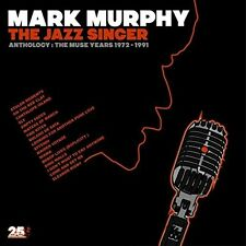 Mark Murphy - Jazz Singer Anthology: Muse Years 1973-1991 [New CD] UK - Import