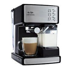 Mr. Coffee Ecmp1000 Caf Barista Premium Espresso/Cappuccino System Silver