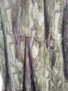 LoveSac FootSac Silver Ligur Phur Blanket Rare