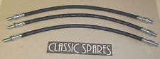 ARMSTRONG SIDDLEY STAR SAPPHIRE 1958-1960 FRONT AND REAR BRAKE HOSE SET  (C167)