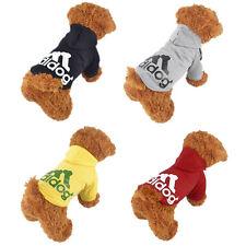 Dogs Hoodie Cotton Pet Clothes Coat Apparel