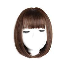 Fashion Women Lady Short Straight Hair Full Wigs Cosplay Party Bob Hair Wigs