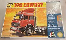 Italeri 1/24 Iveco Fiat 190-38 Cowboy Cabover Tractor Truck 767