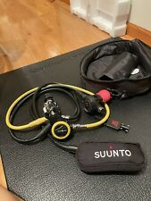 Aqualung Titan Scuba Dive First And Second Stage Regulator With Dive Computer