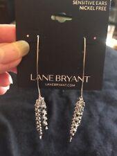Nwt@ $14.95 Lane Bryant Earrings