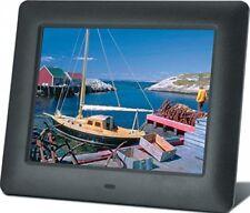 """Braun Digiframe 7060 Cornice Digitale 7"""", Riproduzione Foto, Risoluzione (t1S)"""