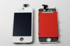 Para Apple iPhone 4 LCD y Digitalizador Pantalla Táctil De Repuesto-Blanco