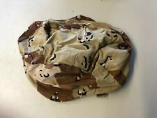 US GI  Helmet Cover Desert Camouflage PASGT Cover Ground Troops 8415-01-103-1345