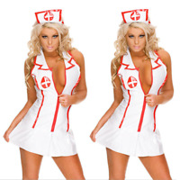 Nurse Cosplay Uniform Costume Women Sexy lingerie Doctor Role Play Outfits Suit
