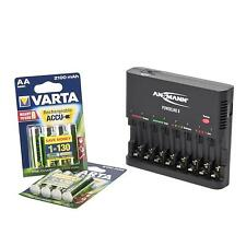 Ansmann Powerline 8 caricabatteria da tavolo Batteria AA AAA Caricatore