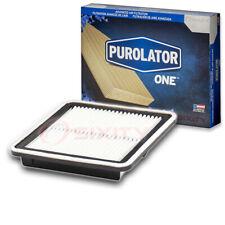 Purolator ONE Engine Air Filter for 2009-2018 Subaru Forester - Intake Flow up