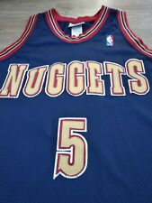 AUTHENTIC Jersey NBA PUMA Ron MERCER Taille 40/M