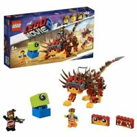 LEGO 70827 The Lego Movie 2 Ultra kitty And Warrior Lucy Wyldstyle Emmet Toy