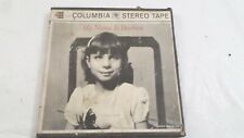 Vintage Columbia Stereo Tape My Name is Barbara Streisand Reel to Reel Music