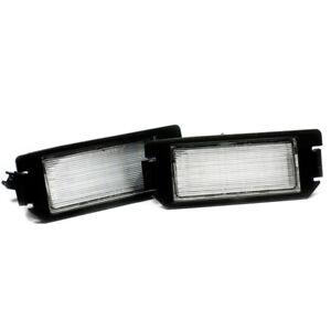 LED License Plate Light Number Plate Module Lights for Kia 2er Set