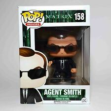 Funko Pop! Vinyl Figure Movies The Matrix #158 Agent Smith FUN4186