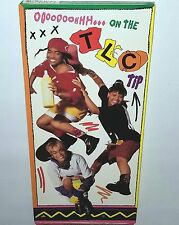TLC ON THE TLC TIP LONGBOX CD Records Collectible R&B LEFT EYE LOPEZ SOUL poster