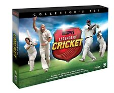 ESPN: Legends of Cricket Collectors Set DVD  $25.99