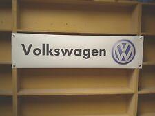 Volkswagen workshop / garage banner