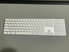 Apple A1843 Wireless Rechargeable Bluetooth Magic Keyboard With Numeric Keypad