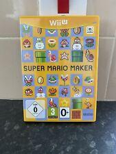 Super Mario Maker Nintendo Wii U VVGC
