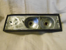 platine neuve feu arrière gauche PK 3693 pour RENAULT 10 avant 1968