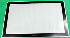 "Apple Macbook Pro 13,3"" Display Glas Glass Frontscheibe A1342 Front Scheibe"