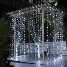 2M 20 LED White Fairy String Lights Party Room Xmas Decor LED String Lighting