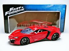 JADA TOYS 1/18 LYKAN Hypersport - Fast And Furious 7 97388R