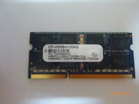 Panasonic Toughbook CF-31 4GB Memory RAM CF-WMBA1004G 4GB PC3-10600 1333MHz
