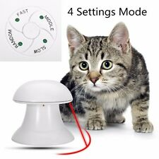 Automatic Interactive Dart Laser Light Exercise Teaser Toy For Cat Dog Pet Funny