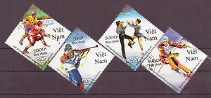 Vietnam, Winter Olympics, Albertville, Cancelled to Order, 1992