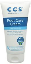 CCS Foot Care Cream, 175 ml FREE POST