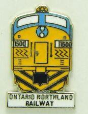 Railroad Hat-Lapel Pin/Tac- Ontario Northland   #1607-NEW