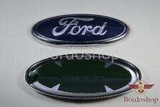 Anteriore Ford Stemma Ovale Griglia Logo. per Fiesta MK7 2008 - 2012 17,5 CM