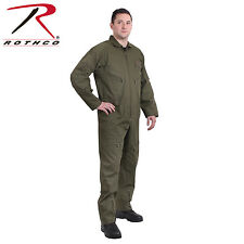Air Force Style Uniform Army Flight Suit Coverall 9 Colors