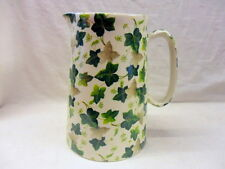 Heron Cross Pottery 2 pint jugging maple ivy design