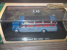 Atlas Verlag Bus Collection Borgward BO 4000   1952  Blau  1:72  mit OVP