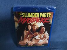 The Slumber Party Massacre New Sealed Blu-ray] Widescreen Scream Factory