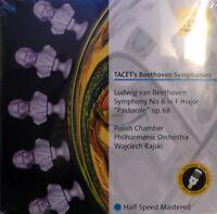 BEETHOVEN  SYMPHONY NO.6 TACET  L-241 - RAJSKI  HALF SPEED MASTERED