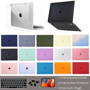 "2020 Apple MacBook Air 13"" A2337 M1 Hard Plastic Case Laptop Case Keyboard Cover"