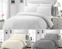 400TC THREAD COUNT BEDDING SET EGYPTIAN COTTON DUVET QUILT COVER SETS PILLOWCASE