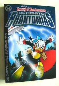 Walt Disney Lustiges Taschenbuch neu + ungelesen Ultimate Phantomias 24