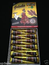 12 x NAT BLACK HENNA Paste Cone tattoo Kit HOLIDAY FUN PACK POST AU STOCK PP1#