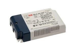 IDLC-45-500 POWER SUPPLY UNIT LED; 45W; 54÷90VDC; 500mA