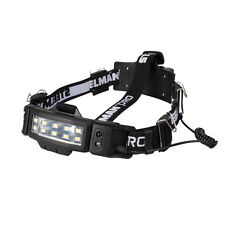 Steelman LED USB Rechargeable Head Lamp Light w/ Motion Sensor On/Off #78834