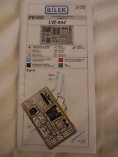 1/72 Bilek Eduard Color PE - Photo Etched Parts for UH 60J Blackhawk  F/S Bag