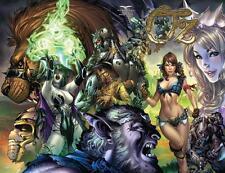 Grimm Fairy Tales Oz #1 K Variant EBAS Wraparound Retailer Incentive Cover 2013